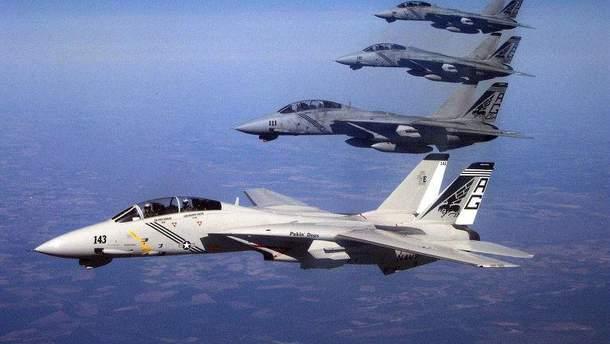 Будет ли стрелять Россия по истребителях США?