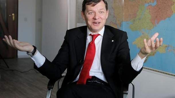 НАПК подозревает, что Ляшко совмещает депутатство с управлением компанией