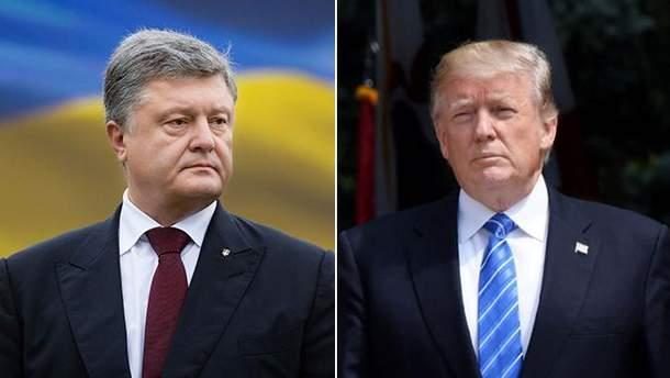 Зустріч Порошенка і Трампа у США: прогноз експерта