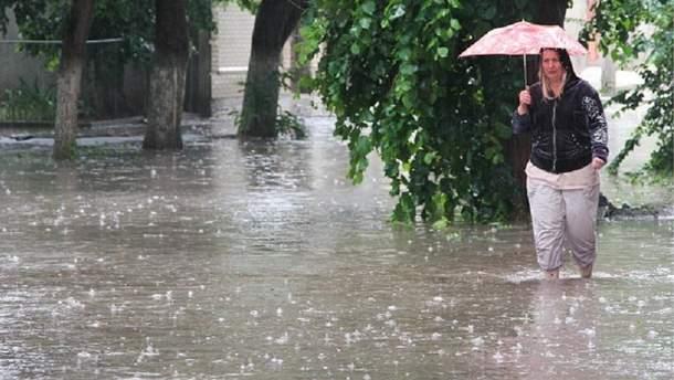Прогноз погоди на 21 червня в Україні