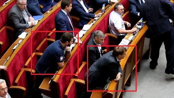 Депутати вразили рекордним кнопкодавством у Раді