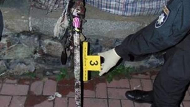 Полиция расследует убийство на Майдане