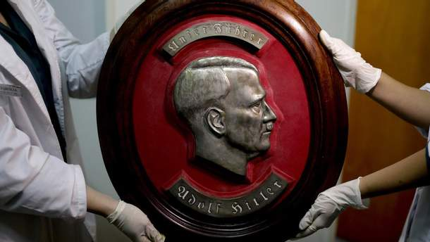 В Аргентине нашли личные вещи Гитлера