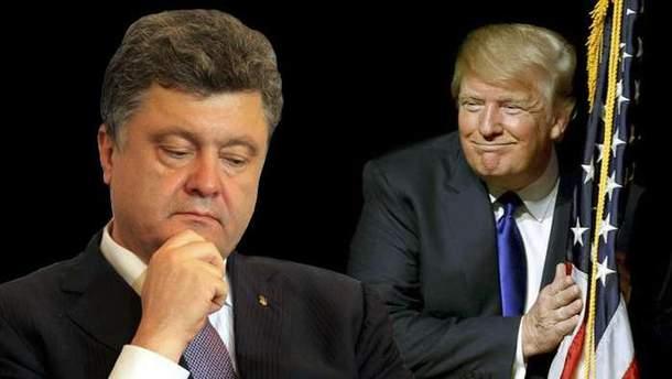 Чем закончится визит Порошенко в США?