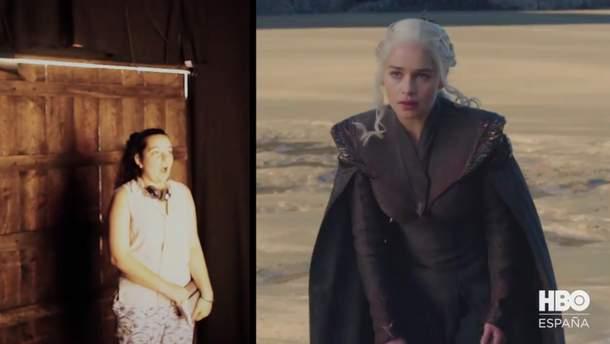 """Фанатам """"Гри Престолів"""" показали ексклюзивні кадри зі зйомок сьомого сезону"""