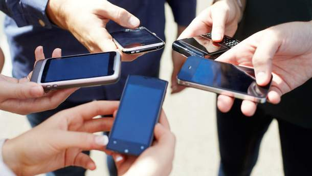 Проблеми з мобільним зв'язком в Криму