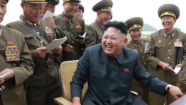 Ядерные испытания КНДР (Иллюстрация)