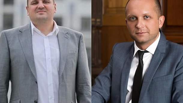 Розенблат и Поляков могут сегодня лишиться депутатской неприкосновенности