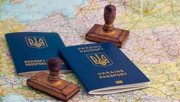 Закордоного паспорта не мають більшість українців