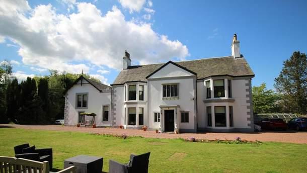 Шотландец решил разыграть роскошный особняк после неудачных попыток его продажи