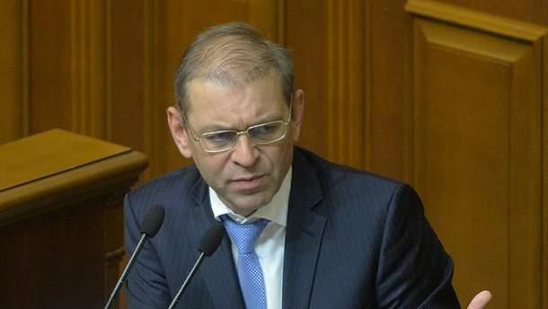 Сергей Пашинский рассказал подробности закона о реинтеграции Донбасса