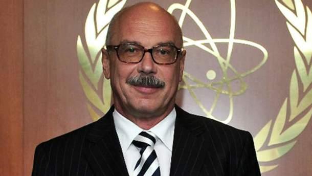 Российский дипломат Владимир Воронков