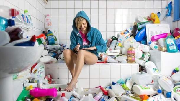 Фотограф 4 роки не викидав сміття, щоб показати масштаби катастрофи