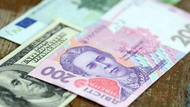 Курс валют НБУ на 23 июня