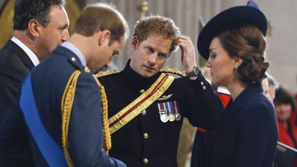 Принц Гаррі дав відверте інтерв'ю про небажання родичів посідати королівський трон