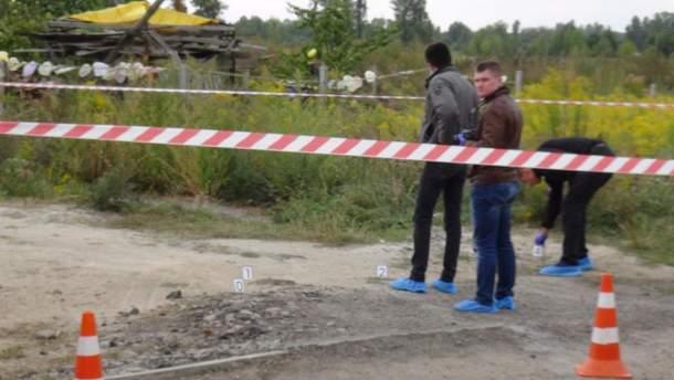 Изуродованные тела молодых супругов из Киева обнаружили на территории заброшенной свинофермы на Черниговщине (иллюстрация)