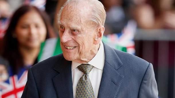 Принца Филиппа выписали из больницы