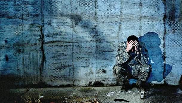 Небоевые потери в зоне АТО (Иллюстрация)
