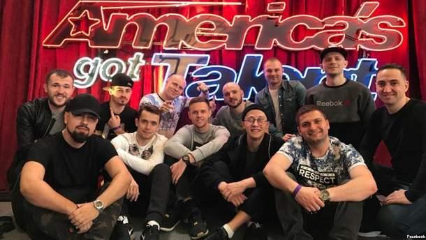 """Украинская группа """"Light Balance"""" попала в прямые эфиры американского талант-шоу"""