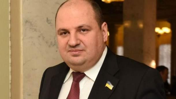 Как Розенблат стал народным депутатом Украины