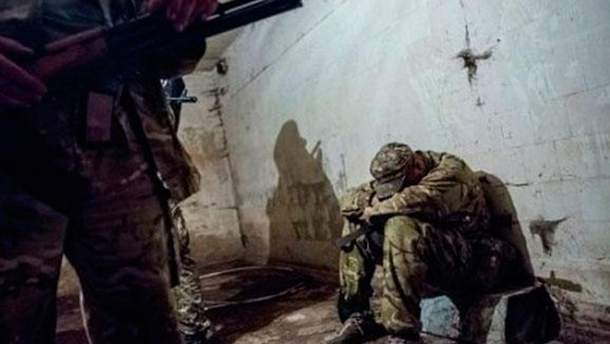 На Донбасі в полоні бойовиків перебувають 132 українських заручники