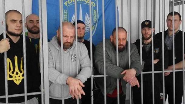 "Экс-бойцы ""Торнадо"" объявили голодовку"