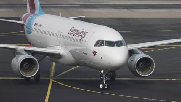 Eurowings планують зайти в Україну