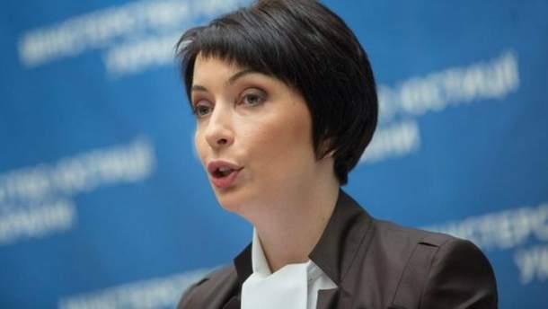 Елена Лукаш мигом примчалась защищать Игоря Гужву
