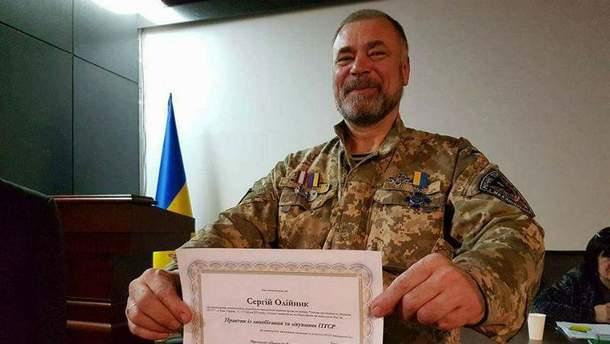 В Києві вбили ветерана АТО