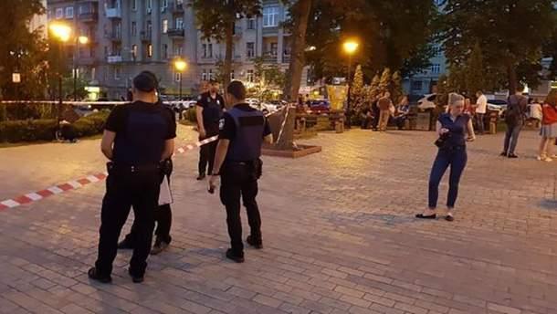 Резонансне вбивство сталося біля Золотих Воріт у Києві