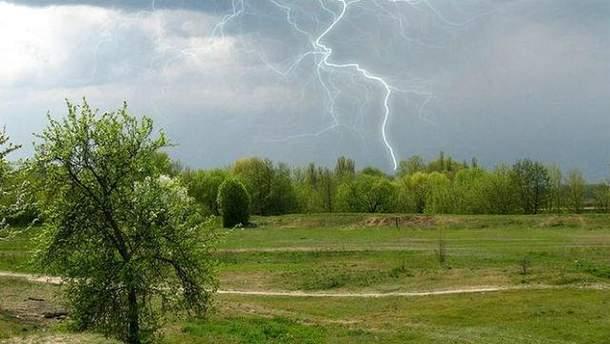 Прогноз погоди на 25 червня в Україні