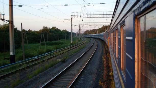 Потяг Київ – Прага – Київ (Ілюстрація)