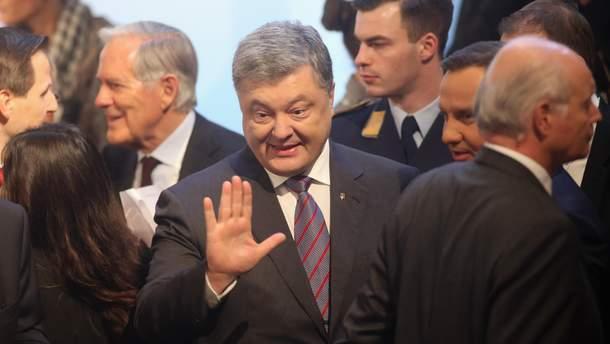 Петро Порошенко їде до Франції