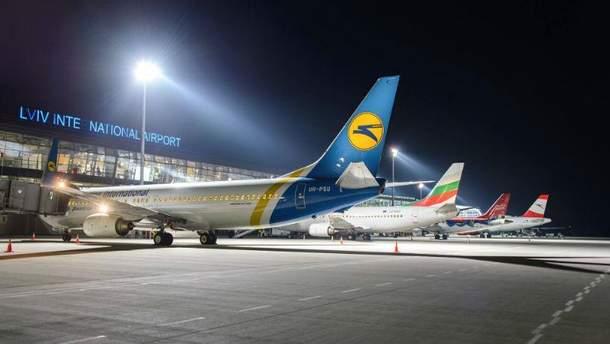 Новый авиарейс Львов – Познань