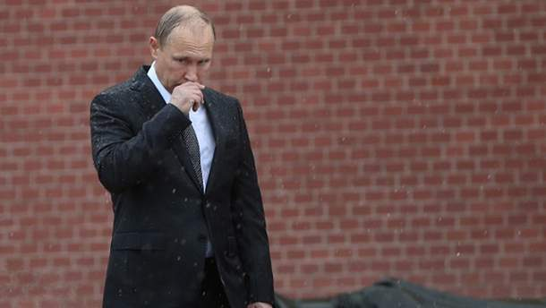 Путін став невпевненим, вважає психолог