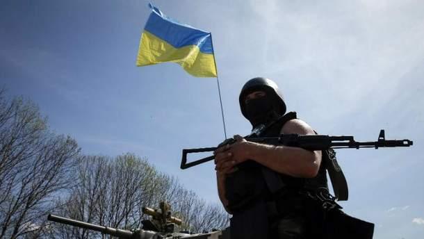 ВСУ отбили атаку боевиков под Желобком
