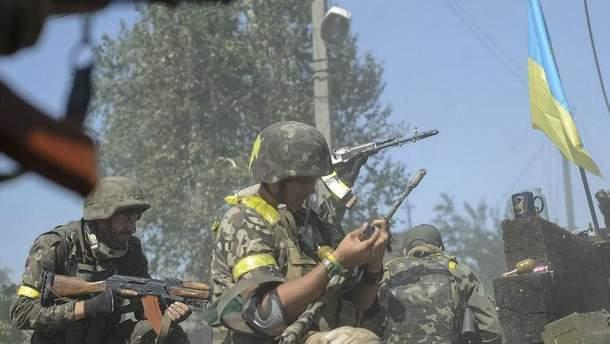 Успішна операція сил АТО
