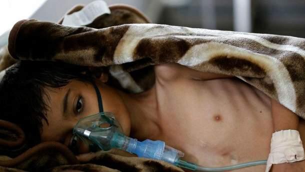 Более тысячи погибших от холеры