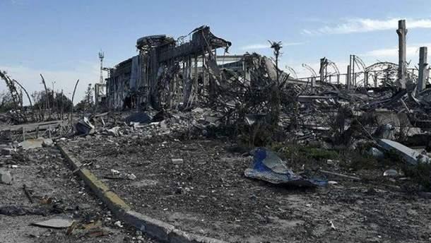 Розруха на Донбасі