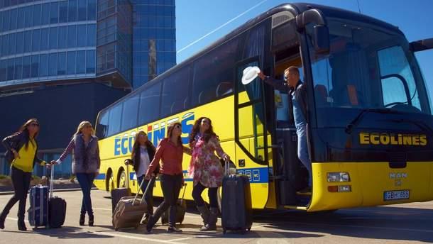Ecolines отказала в перевозке четырем украинцам