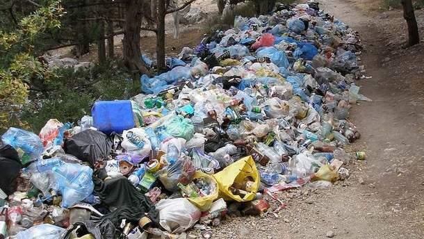 Экологические проблемы в Украине
