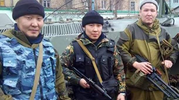 Російські снайпери прибули в окупований Донецьк