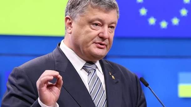 Встреча Порошенко с Макроном: Президент Украины начал визит во Францию