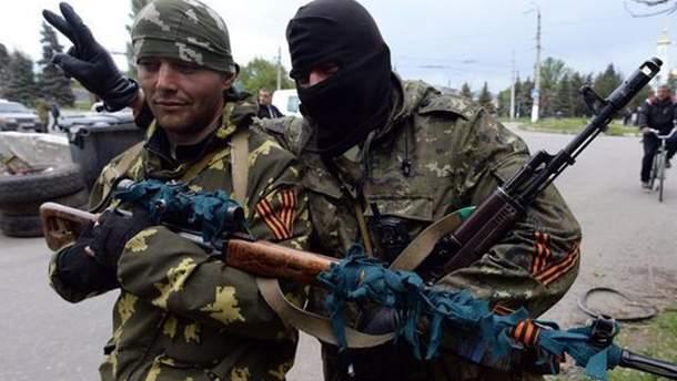 Дедалі більше бойовиків відмовляється воювати на Донбасі
