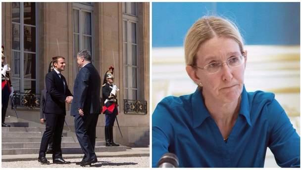 Главные новости 26 июня: встреча Порошенко с Макрона