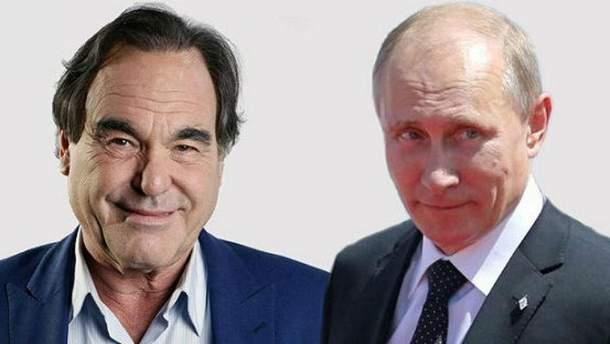 Як Путін зміг зачарувати Стоуна: названо 5 причин