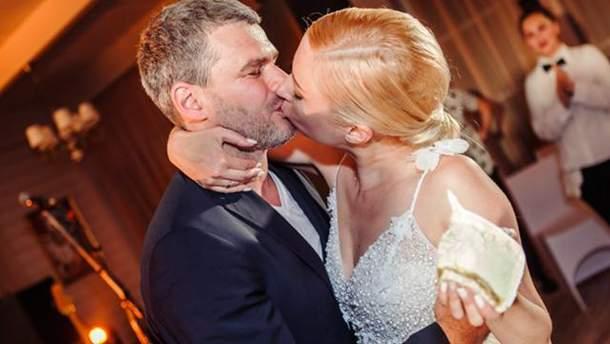 Весілля Тоні Матвієнко та Арсена Мірзояна
