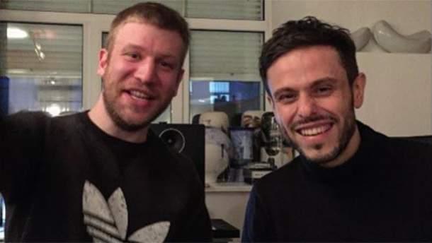 Иван Дорн и SunSay выступили на фестивале в России