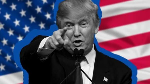 Из-за Трампа США теряют популярность и доверие