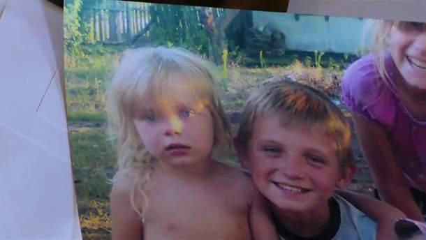 Жорстоко вбита 6-річна Аліна Васютіна